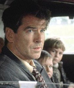 UNITED ARTISTS - THE KIDS ARE ALRIGHT Pierce Brosnan plays a - dedicated dad in Evelyn