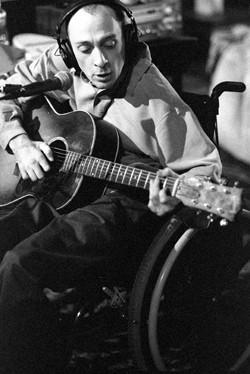The late singer Vic Chesnutt