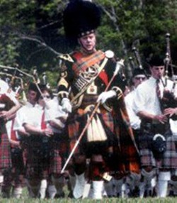 The Loch Norman Highland Games take over Rural - Hill Farm this weekend
