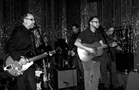 The Loudermilks at Snug Harbor tonight (2/3/12)