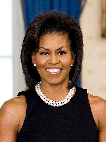 The lovely Michelle Obama