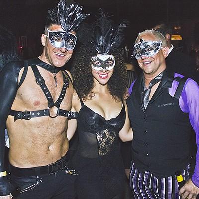 The Mystics' Ball: A Masquerade at Chop Shop, 9/5/2014