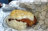 The new Chick-fil-A Spicy Chicken Biscuit