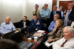 The Obama Administration watched as the events unfolded. Photo Credit: The White House