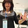 N.C. delegates had a glitter-tastic party