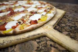 CATALINA KULCZAR-MARIN - THE PRIMARY APPEAL: New York style pizza