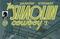 The Pull List (10/9/13): The Shaolin Cowboy returns