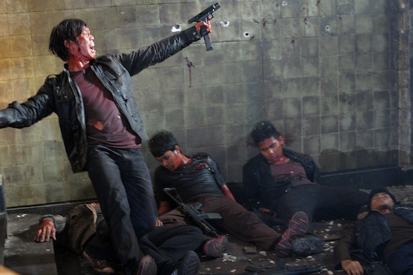 The Raid 2 (Photo: Sony)