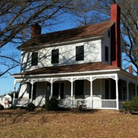 The Richard Wearn House gets a new lease on life.