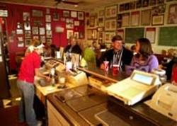 RADOK - The Soda Shop in Davidson