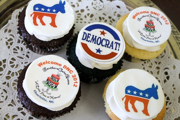 The Southern Cake Queens takes provides DNC cupcakes on wheels.
