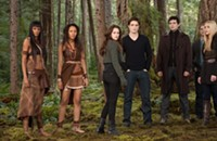Weekend Film Reviews: <em>Lincoln; The Twilight Saga: Breaking Dawn - Part 2</em>