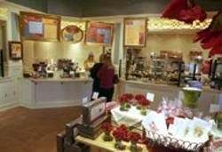RADOK - The walk-up counter at CAROLINA CAFE