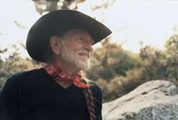 COURTESY SHOCK INK - THE WANDERER Willie Nelson