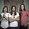 The Whigs at the Visulite Theatre tonight (11/3/2012)