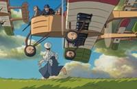 <i>The Wind Rises</i>: Jiro dreams of aviation
