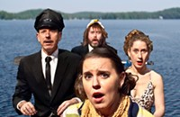 Theater review: CAST's <i>Jack Goes Boating</i>
