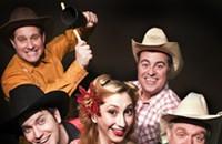 Theater review: <em>Chaps! A Jingle Jangle Christmas</em>