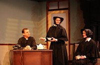 Theater review: <i>Doubt, a Parable</i>