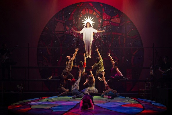 "a critique of john michael tebelaks godspell The broadway revival of ""godspell""is like being trapped in a  conceived and  originally directed by john-michael tebelak and  every week, stay on top of the  top-grossing broadway shows, recent reviews, critics' picks and."