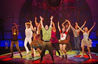 Theater review: <em>Godspell</em>
