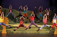 Theater review: <i>Li'l Abner</i>