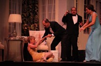 Theater review: <em>Rumors</em>