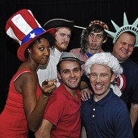 Theater review: The Complete History of America (abridged)