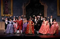 Theater review: <em>The Scarlet Pimpernel</em>
