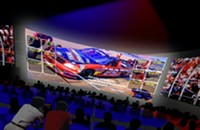 Celebrating America's Birthday at NASCAR Hall of Fame