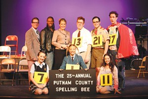 Theatre Charlotte's 25th Annual Putnam County Spelling Bee