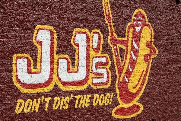 Their motto: Don't Dis' the Dog!