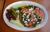 Zeitouni Mediterranean Grill: a new high for Mediterranean sandwiches
