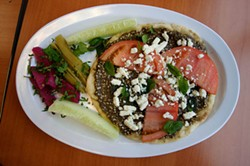JASIATIC - THERE'S AN APP FOR THAT: Zaatar starter