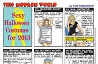 This Modern World (Oct. 31)