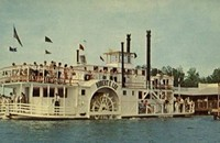 Question the Queen City: The story of a riverboat named Robert E. Lee