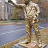 Question the Queen City: Hugh McManaway, the man behind the statue