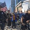 Occupy Charlotte returns to protest a CATS fare increase