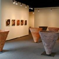Thomas Sayre's earthenware vessels 4 & 5