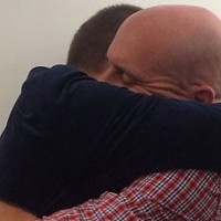 Three same-sex couples request, are denied marriage licenses
