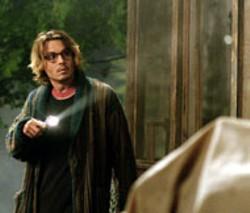 JONATHAN WENK / COLUMBIA - THRILLER LITE Secret Window, starring - Johnny Depp, doesn't exactly shine