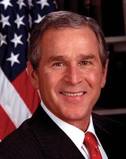 THUG: President Bush
