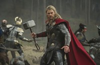 <i>Thor: The Dark World</i>: Strong Arm & Hammer