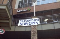 Thurston's Bar opens in Park Road (Nightlife) Center