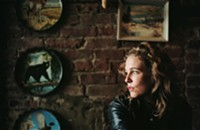 Tift Merritt at Visulite Theatre tonight (8/16/13)