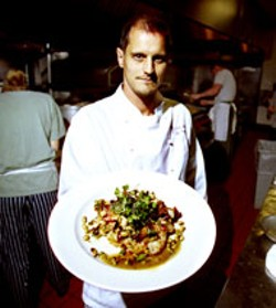 RADOK - Tim Groody, Executive Chef at Sonoma California - Bistro and Wine Bar