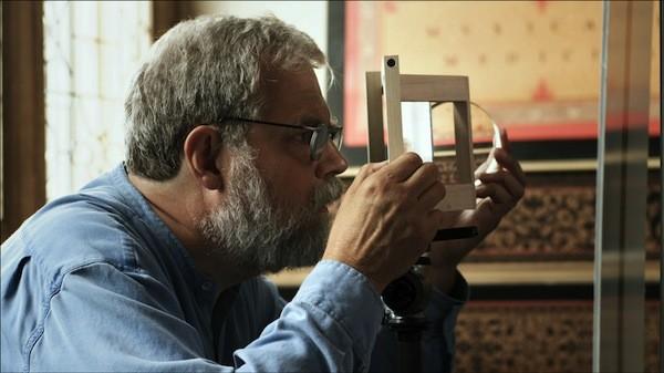 Tim Jenison in Tim's Vermeer (Photo: Sony)
