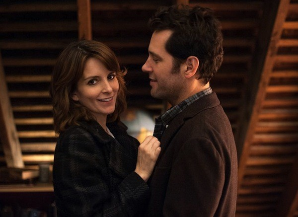 Tina Fey and Paul Rudd in Admission (Photo: Universal)