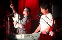 Live review, photos, setlist: They Might Be Giants
