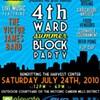 4th Ward Summer Block Party this Saturday